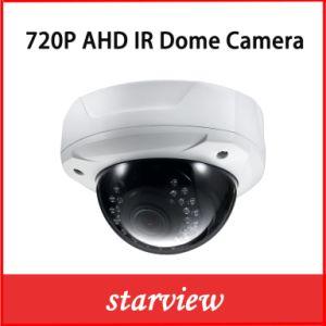 "1/2.8"" Sony CMOS 720p Ahd IR Dome CCTV Camera pictures & photos"