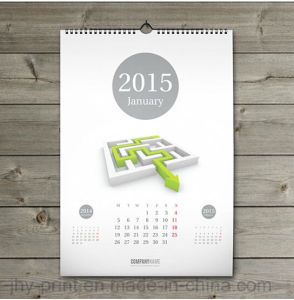 2017 Wall Calendar Printing Service (jhy-006) pictures & photos