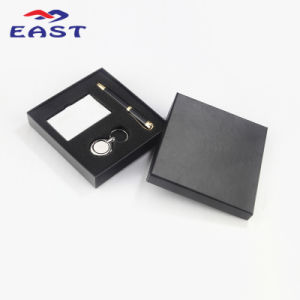 Personalize Business Card Case and Pen Gift Set pictures & photos