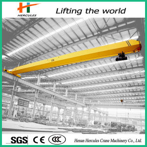 10 Ton Hoist Overhead Bridge Crane for Workshop pictures & photos