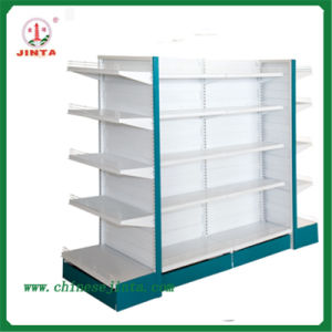 Luxury Metal Disay Shelf, Garment Display Shelf pictures & photos