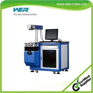10W CO2 Laser Marking Machine with SGS, CE Certification pictures & photos