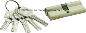 High Security Double Pins Computer Key Cylinder (C3370-241SN) pictures & photos