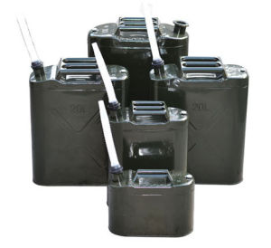 Vertical-Type Jerry Can / Oil Drum / Fuel Can