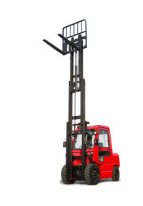 3.5ton Diesel Forklift Trucks with Chinese Engine Cpcd35h pictures & photos
