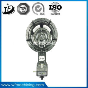 OEM and Customized Sand Casting Iron Burner Head Cookware Parts pictures & photos