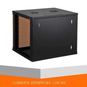 4u Exquisite 19 Inch Network Server Enclosure Wall Mounted Cabinet pictures & photos