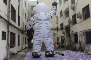 Customized Inflatable Cartoon Astronaut for Promotion pictures & photos