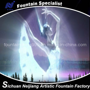 Multi-Media Water Screen Fountain / Water Film pictures & photos