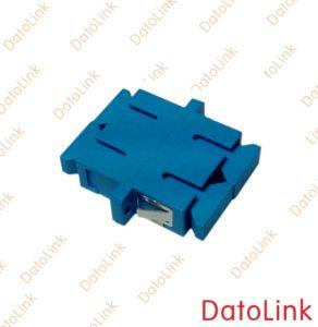 Sc-Upc mm Fiber Optical Adapter pictures & photos