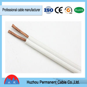 Parallel Twin Cores PVC Jacket Factory Price Speaker Cable pictures & photos