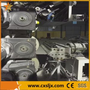 Ew Condition PVC Imitation Board Extrusion Line pictures & photos