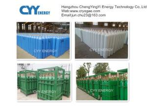High Pressure Oxygen Argon Nitrogen Carbon Dioxide Gas Cylinder Rack pictures & photos