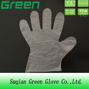 PE Disposable Chemical Resistant Gloves pictures & photos