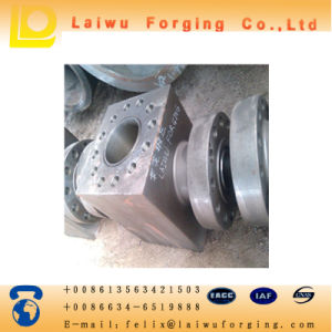 Customized Forged Valve Bodybox Through API Q1 pictures & photos