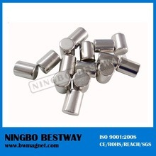 Neodymium Super High Grade Small Cylinder Magnets pictures & photos