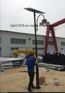 Made in China 5m 20W Solar Garden Light pictures & photos