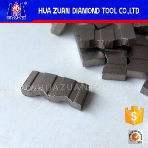 Diamond Core Drill Bit Segment for Construction pictures & photos