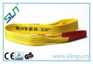 2017 3 Tonne Polyester Duplex Webbing Lifting Sling pictures & photos