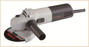 900W 125/115mm Portable Electric Mini Angle Grinder (AT8125) pictures & photos