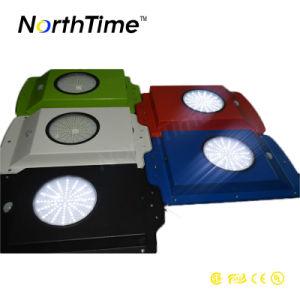 LED Solar Power Motion Sensor LED Garden Light 6W pictures & photos