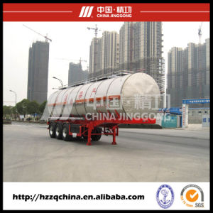 Dangerous Cargoes Semi-Trailer, Chemical Tank Truck   for Sale pictures & photos