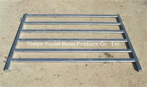 Anping Factory Backyard Steel Welded Wire Fence Panel/Cattle Yard Livestock Fence Panel pictures & photos