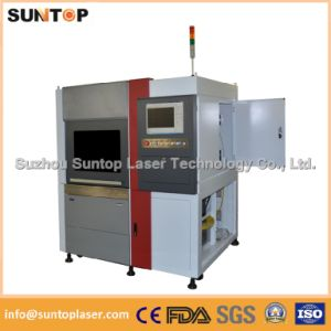 High Precision Laser Cutting Machine/Small Size Laser Metal Cutting Machine pictures & photos