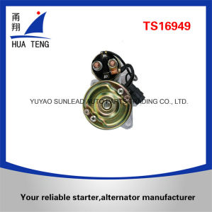 Starter Motor for Mitsubishi Nissan with 12V 1.4kw 17425 pictures & photos