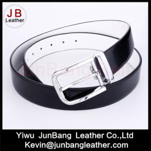Classic Leather Men Reversible Belt in High Quality pictures & photos