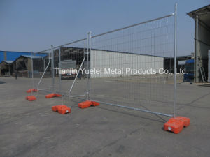 Australia Temporary Fencing/Hot Dipped Galvanized and PVC Coating Temporary Fencing pictures & photos