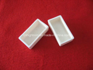 Industrial High Alumina Ceramic Crucible pictures & photos