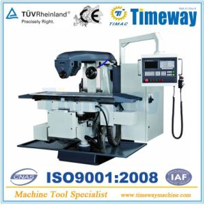 CNC Knee Type Horizontal Milling Machine pictures & photos