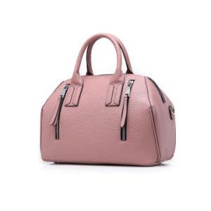 PU Leather Handbag/Korea Fashion Ladies Handbag/Trend Leather Handbag (ZX10310) pictures & photos