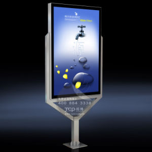 Street Advertising Equipmet LED Scrolling Advertising Light Box pictures & photos