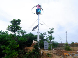 Low Speed Permanent Magnet Wind Turbine Generator (200W-5KW) pictures & photos