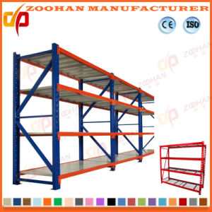 Heavy Duty Metal Supermarket Warehouse Storage Rack (ZHR387) pictures & photos