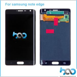 Top Quality Mobile Phone LCD for Samsung Note Edge Panel