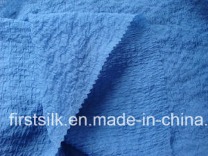 Polyester Crinkle Fabric pictures & photos