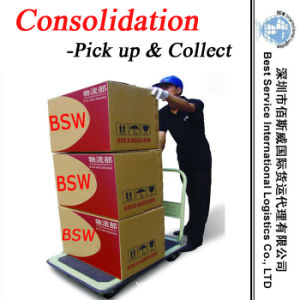 Consolidation (Pick up and collect) , Logistics Service- Air & Sea Shipping pictures & photos