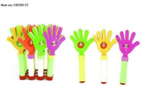 Party Favor Mini Plastic Clap Hands Toy pictures & photos