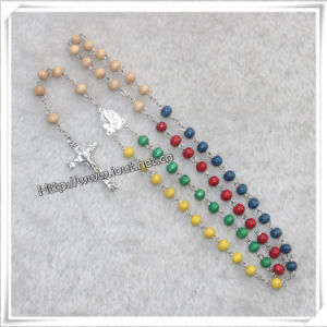 Rosary, Rosaries, Religious Rosary, Wooden Rosary, Glass Rosary (IO-cr000) pictures & photos