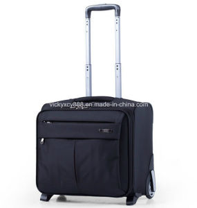Quality Wheeled Trolley Luggage Business Travel Suitcase Case Bag (CY5853) pictures & photos