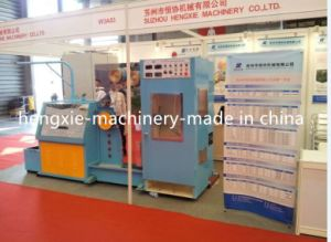 Hxe-24dt Copper Wire Drawing Machine with Annealer pictures & photos