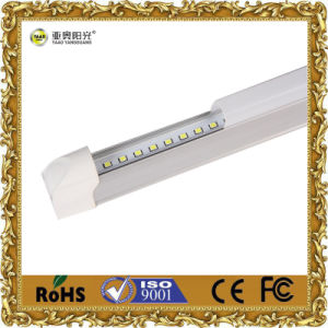130lm/W 9W 18W 22W 27W T8 LED Tube Light pictures & photos