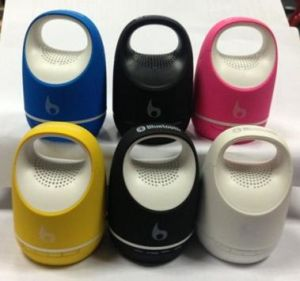 Portable Multimedia Mini MP3 Audio Music Wireless Bluetooth Speaker Box pictures & photos