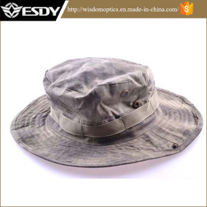 Au Camo Outdoor Sports Cap Bucket Hats pictures & photos