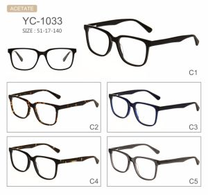 Stock Fashion Hot Selling New Design Acetate Eyeglasses Eyewear pictures & photos
