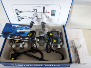 AC 55W 881 Xenon Bulb HID Conversation Kit with Regular Ballast pictures & photos