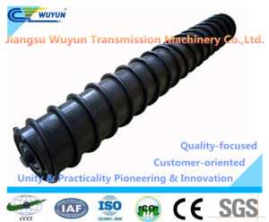 Bulk Hangding Return Screw Roller for Roller Idler Conveyor Belt pictures & photos